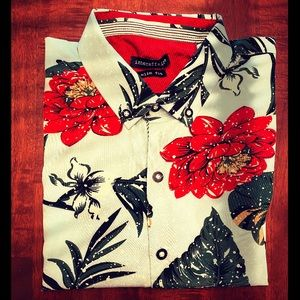Other - Floral Shirt